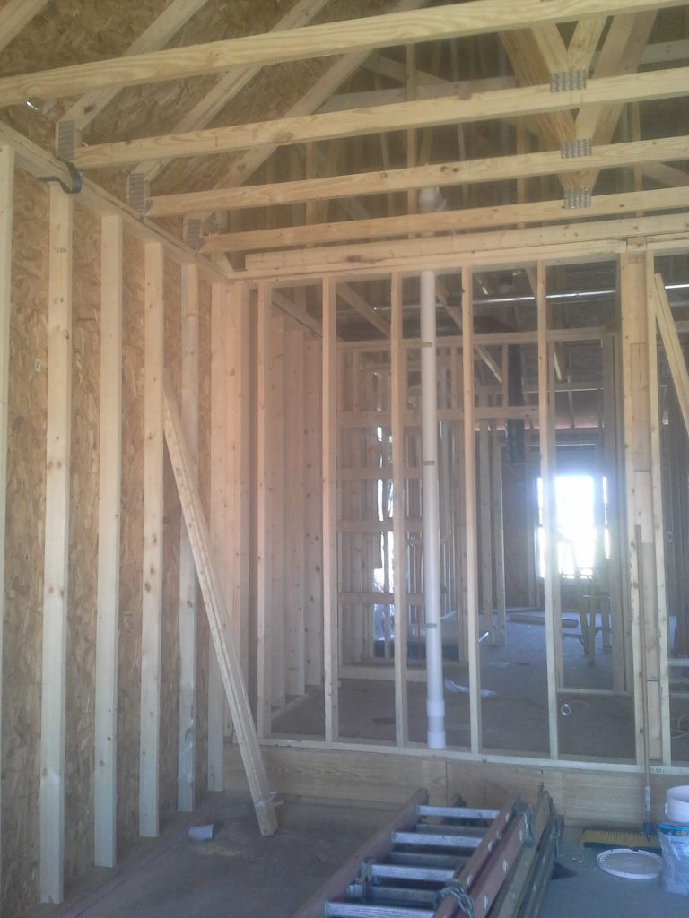 Radon Mitigation System in Illinois New Home Construction