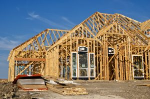 New home Construction Photo