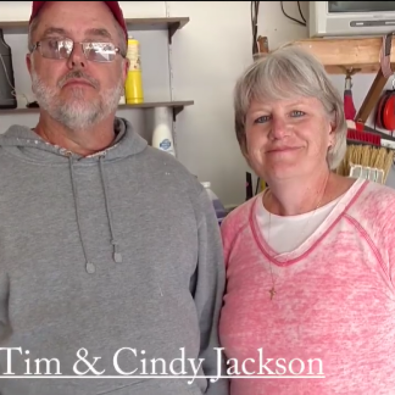 Tim and Cindy Jackson