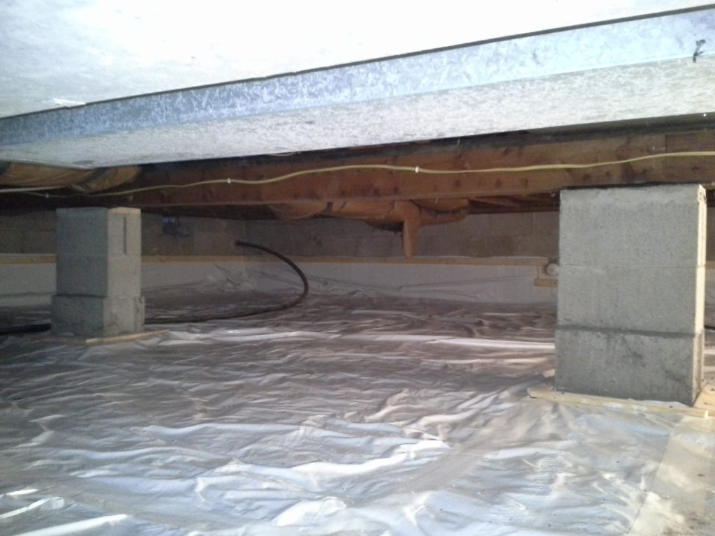 Crawlspace-View 1